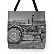 Chesterfield Tractor Tote Bag