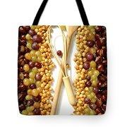 Chestnuts Grapes Wallnuts Tote Bag