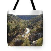 Chevelon Canyon Tote Bag
