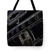 Chevrolet 10 Tote Bag