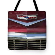 Chevrolet 17 Tote Bag