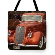 Chevrolet 1936 Tote Bag