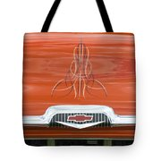 Chevrolet 30-1956 Hydramatic 3100 Tote Bag