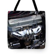 Chevrolet 400 Hp  Tote Bag