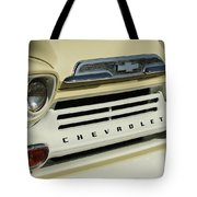 Chevrolet Apache 31 Fleetline Front End Tote Bag
