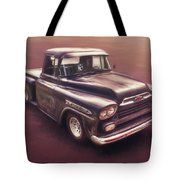 Chevrolet Apache Pickup Tote Bag