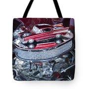 Chevrolet Bel-air Matchbox Car Tote Bag