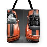 Chevrolet Camaro Convertible Concept 5  Tote Bag
