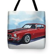 Chevrolet Camaro Z28 Tote Bag