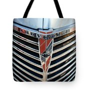 Chevrolet Chrome Tote Bag