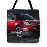 Chevrolet Equinox Ltz 2016 1920x1200 001 Tote Bag