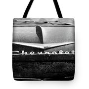 Chevrolet Hood 1 Tote Bag