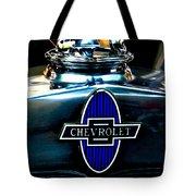 Chevrolet Hoodie Tote Bag