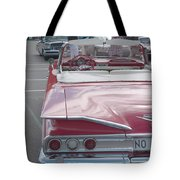 Chevrolet Impala Tote Bag