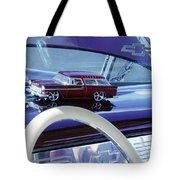 Chevrolet Nomad Toy Car Tote Bag