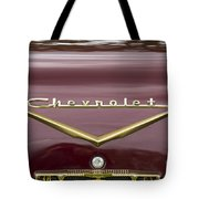 Chevrolet 4 Tote Bag