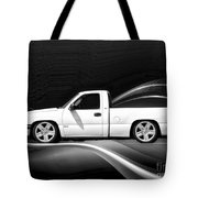 Chevrolet Super Sport Pickup Tote Bag