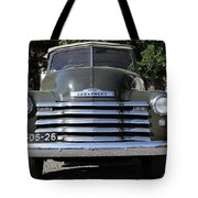 Chevrolet Thriftmaster Tote Bag