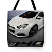 Chevrolet Tru 140s Concept Tote Bag