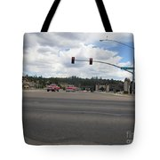 Chevrolet Truck Tote Bag