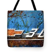 Chevy 3.0 Photomontage Tote Bag