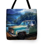 Chevy Bonanza Tote Bag