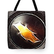 Chevy Bowtie Tote Bag