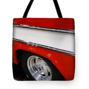 Chevy Cameo 1957 Tote Bag
