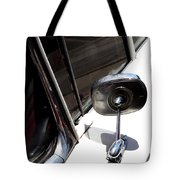 Chevy Looking Back Tote Bag