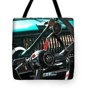 Chevy Powerglide Tote Bag