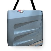 Chevy Scoops Tote Bag