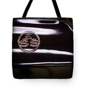 Chevy Ss Tote Bag