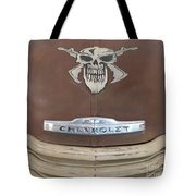 Chevy Truck Tote Bag