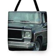 Chevy Vintage Truck Tote Bag