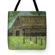 Chew Mail Pouch Barn Tote Bag