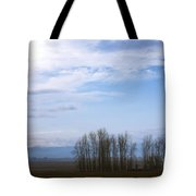 Chewelah Valley Tote Bag