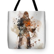 Chewie Tote Bag