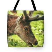 Chewing The Cud Tote Bag
