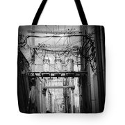 Cheyenne Alley Tote Bag