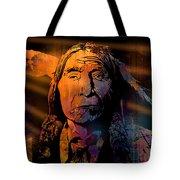 Cheyenne Sunset Tote Bag