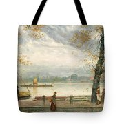 Cheyne Walk Tote Bag