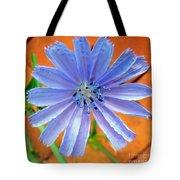 Chic Chic Chicory Tote Bag