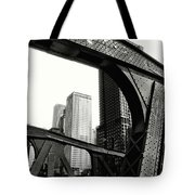 Chicago 2 Tote Bag