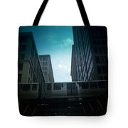 Chicago 5 Tote Bag