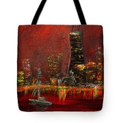 Chicago Acid Trip Tote Bag