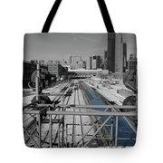 Chicago Amtrak Tote Bag