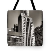 Chicago Architecture - 12 Tote Bag
