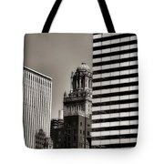 Chicago Architecture - 14 Tote Bag