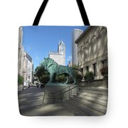 Chicago Art Tote Bag
