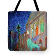 Chicago Art Institute Tote Bag